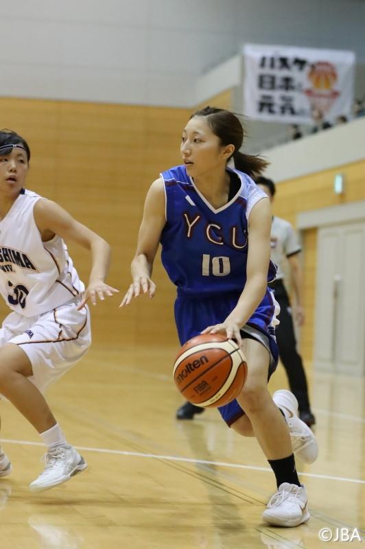 女子2回戦 福島大学vs山梨学院大学 3