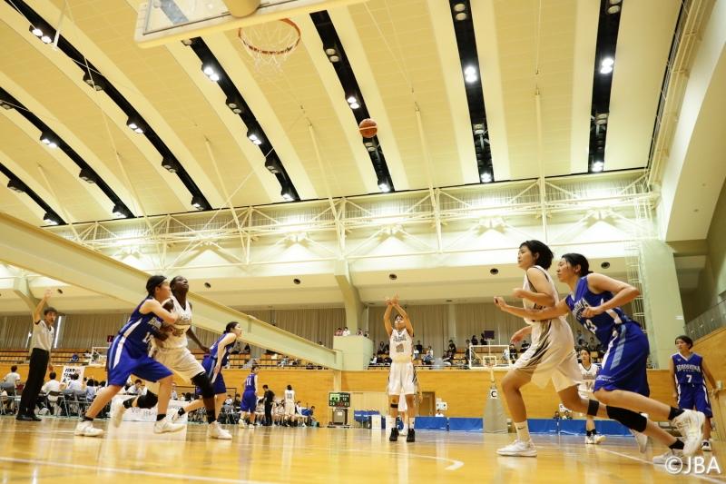 女子2回戦 日本経済大学vs広島大学 8